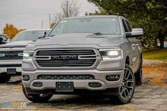 2020 Ram 1500 Sport | 4X4 | NAV | LEATHER Truck Crew Cab