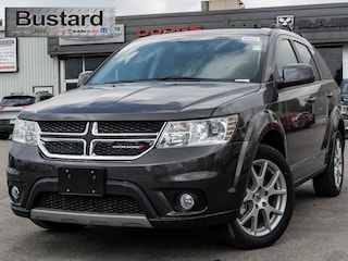 2018 Dodge Journey SXT   Parksense   Camera   Video Screen SUV