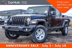 2020 Jeep Gladiator New Sport S 4x4 Bluetooth Backup Camera Heated Fro Truck