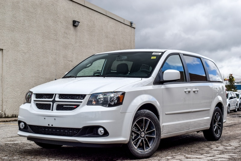 2016 Dodge Grand Caravan: Which Trim Level is Best for You