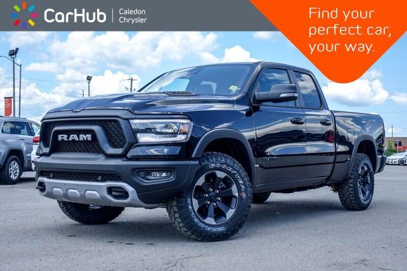 2019 Ram 1500 New Truck Rebel|4x4|Bluetooth|Backup Cam|Heated Fr Truck