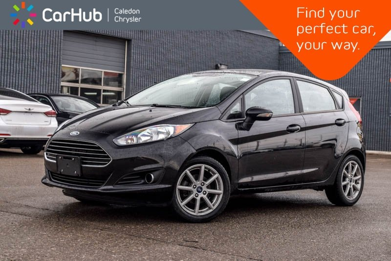 Used 2015 Ford Fiesta SE Bluetooth Heated Front Seats Pwr Windows Pwr Lo Sedan in Bolton, ON