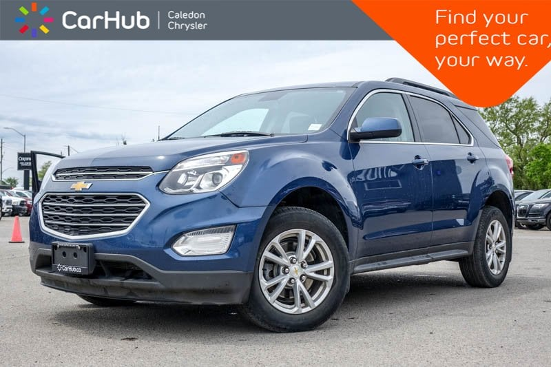 Used 2016 Chevrolet Equinox LT|AWD|Bluetooth|Backup Cam|R-Start|Heated Front S SUV in Bolton, ON
