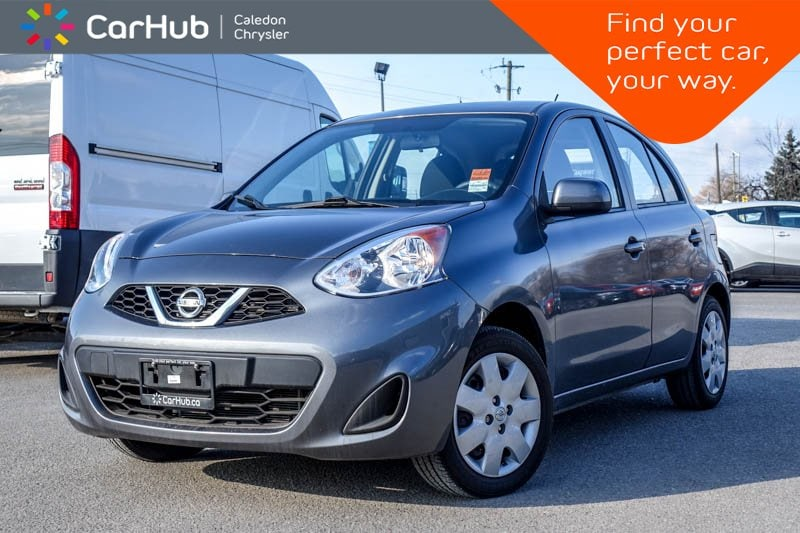 Used 2016 Nissan Micra SVBluetooth|Pwr windows|Pwr Locks Sedan in Bolton, ON