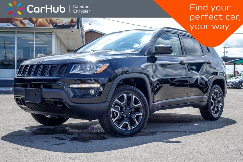 2019 Jeep Compass New Car Upland Edition|4x4|Backup Cam|Bluetooth|R- SUV