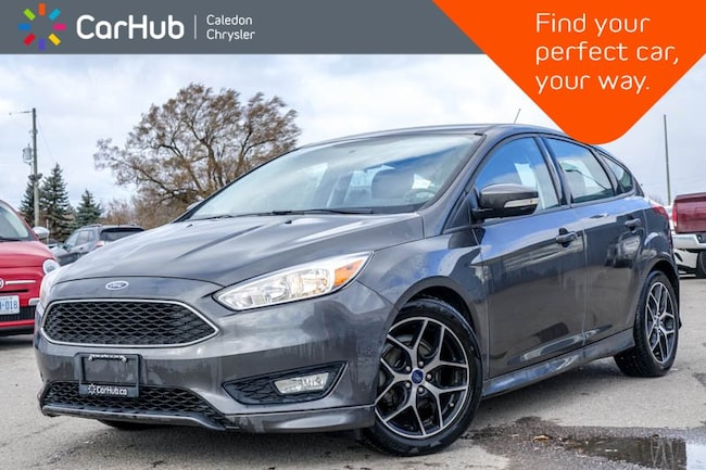 2016 Ford Focus SE|Bluetooth|Backup Cam|Pwr Windows|Pwr Locks|Keyl Sedan