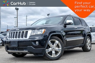 2012 Jeep Grand Cherokee Overland|4x4|Navi|Pano Sunroof|Backup Cam|Bluetoot SUV