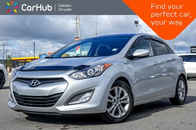 2013 Hyundai Elantra GT GLS|Pano Sunroof|Bluetooth|Heated Front Seats|Keyl Hatchback