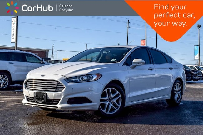 2014 Ford Fusion SE|Navi|Sunroof|Bluetooth|Backup Cam|Keyless Entry Sedan