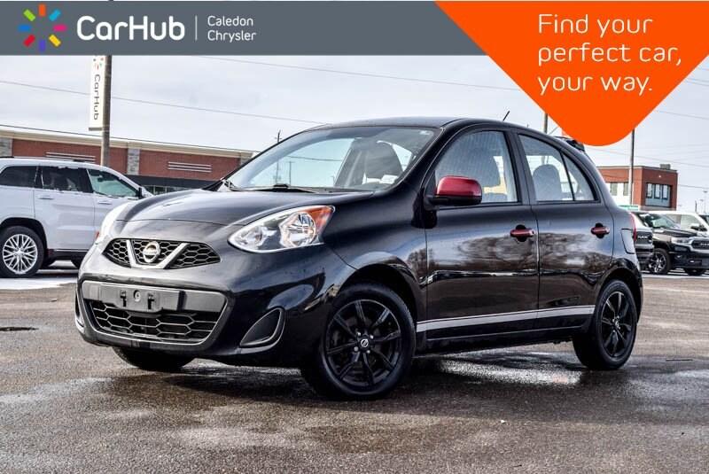 Used 2015 Nissan Micra SV|Backup Cam|Bluetooth|Pwr windows|pwr Locks|Keyl Sedan in Bolton, ON