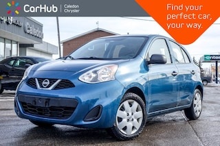 2015 Nissan Micra S|AM/FM/CD Sedan