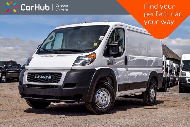New 2019 Ram Promaster Cargo Van New Cargo Van 1500 Low Roof 118 WB|Backup Cam|Blue Cargo Van in Bolton, ON