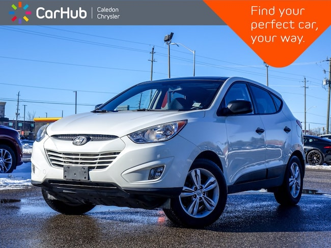 2013 Hyundai Tucson GL Power Sunroof Bluetooth Heated Front Seats Keyl SUV