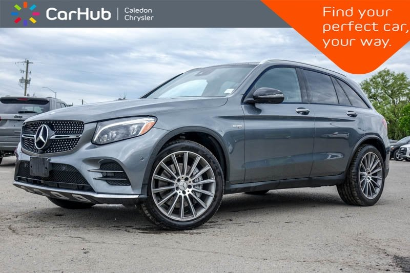 2017 Mercedes-Benz GLC AMG GLC 43|4Matic|Navi|Pano Sunroof|Backup Cam|Blu SUV