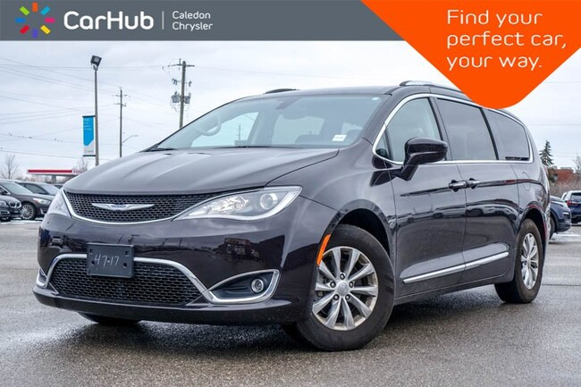 2018 Chrysler Pacifica Touring-L Plus|R-Start|Blind Spot|Leather|Heated F Van