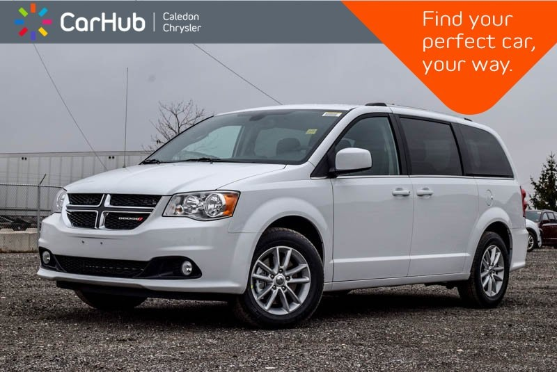 2019 Dodge Grand Caravan New SXT Plus Premium|Navi|DVD|Bluetooth|Backup Cam Van