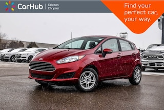 2017 Ford Fiesta SE|Bluetooth|Heated Front Seats|Pwr Windows|Pwr Lo Sedan