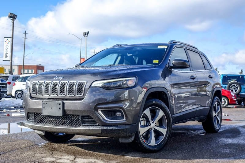 New 2020 Jeep Cherokee New Car Limited|4x4|Bluetooth|Backup Cam|Blind Spo SUV in Bolton, ON