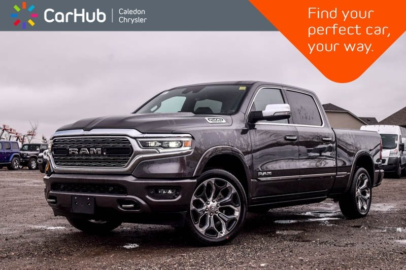 2019 Ram 1500 New Truck Limited|4x4|Navi|Pano sunroof|Backup Cam Truck
