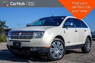 2008 Lincoln MKX AWD|Navi|Pano Sunroof|Bluetooth|Leather|Heated,Coo SUV
