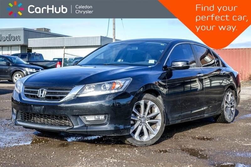 Used 2014 Honda Accord Sedan Sport|Bluetooth|Backup Cam|Heated Front Seats|Keyl Sedan in Bolton, ON