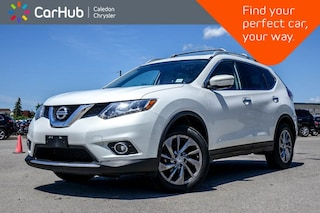 2014 Nissan Rogue SL AWD|Navi|Pano Sunroof|Backup Cam|Bluetooth|Heat SUV