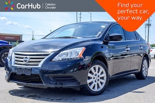 2014 Nissan Sentra SV Bluetooth Power windows Power Locks Sedan