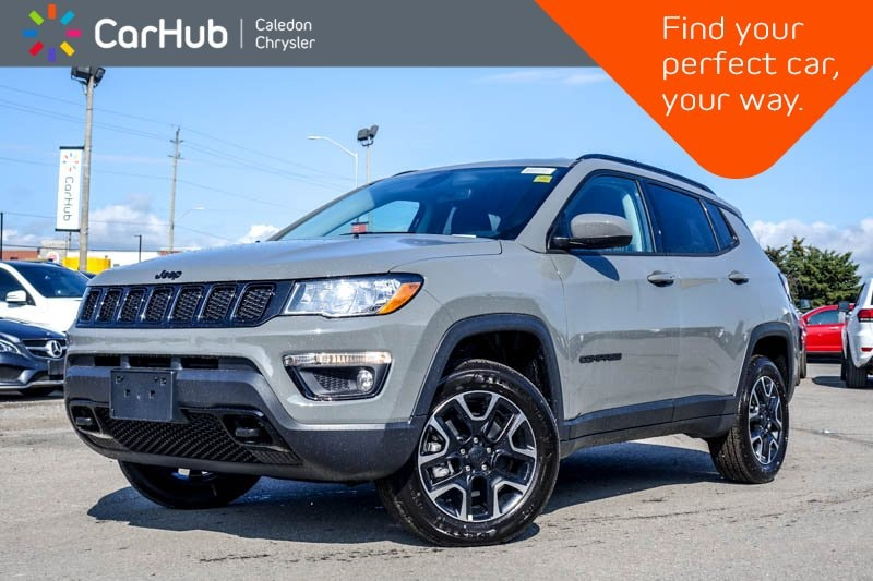 New 2019 Jeep Compass New Car Upland Edition|4x4|Backup Cam|Bluetooth|R- SUV in Bolton, ON