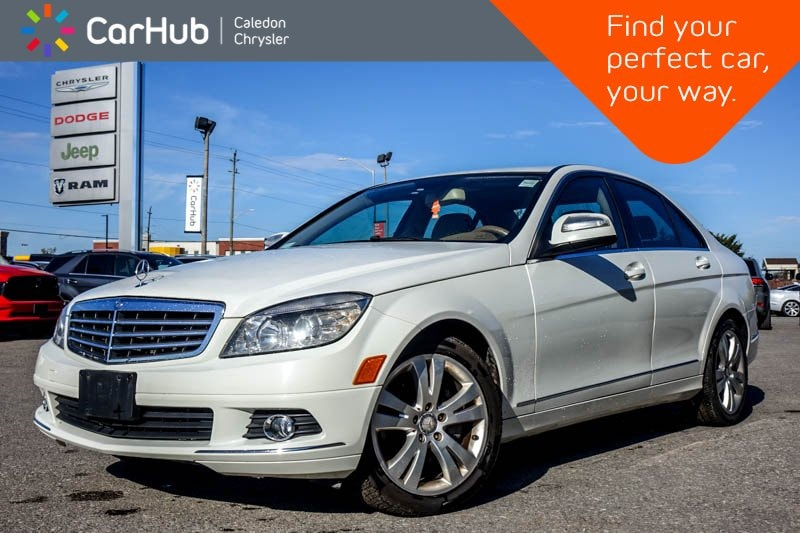 Used 2008 Mercedes-Benz C-Class C 300|4Matic|Sunroof|Keyless|Heated Front Seats|17 Sedan in Bolton, ON