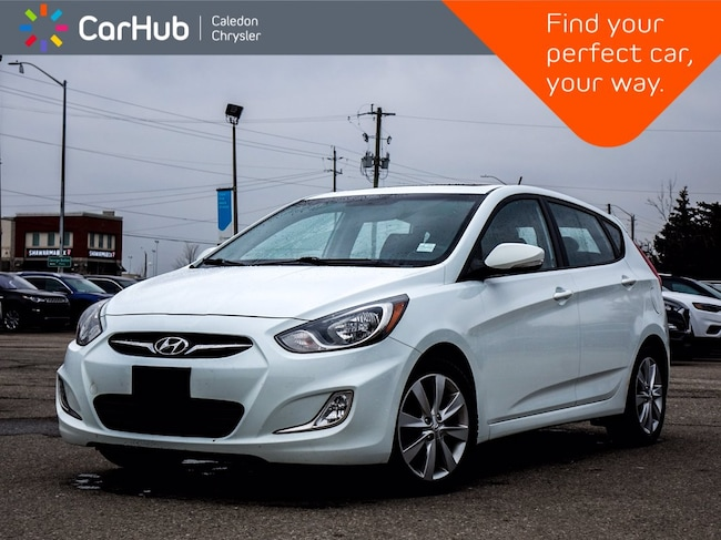 2012 Hyundai Accent GLS Sunroof Bluetooth Heated Front Seats Keyless E Coupe