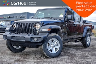 2020 Jeep Gladiator New Car Sport S|4x4|Bluetooth|Backup Cam|Heated Fr Truck