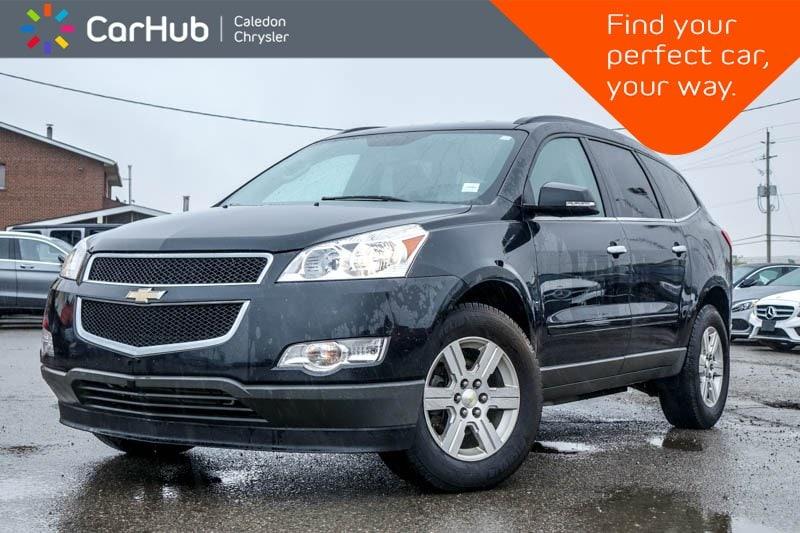 Used 2012 Chevrolet Traverse 1LT|7 Seater|Bluetooth|Pwr Windows|Pwr Locks|Keyle SUV in Bolton, ON