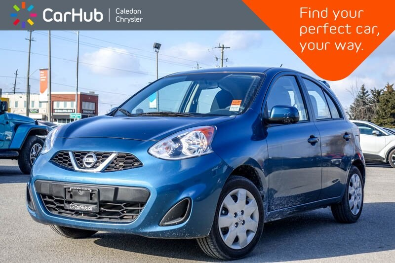 Used 2016 Nissan Micra SV|Bluetooth|Pwr windows|Pwr Locks|Keyless Entry Sedan in Bolton, ON