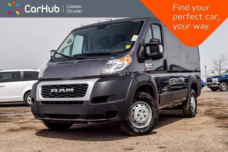 2019 Ram Promaster Cargo Van New Cargo Van 1500 Low Roof 118 WB|Backup Cam|Blue Cargo Van