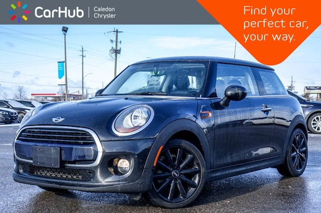 2016 MINI Cooper Hardtop Sunroof|Bluetooth|Heated Front Seats|Keyless Entry Coupe