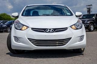 2013 Hyundai Elantra Limited 4x4|Sunroof|Bluetooth|R-Start|Leather|Heat Sedan