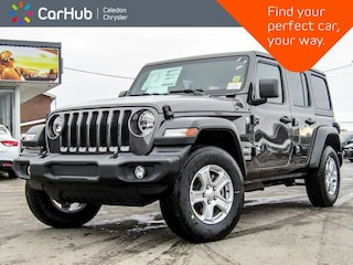 2019 Jeep Wrangler Unlimited New Car Sport S 4x4 Dual Top Backup Cam Bluetooth  SUV