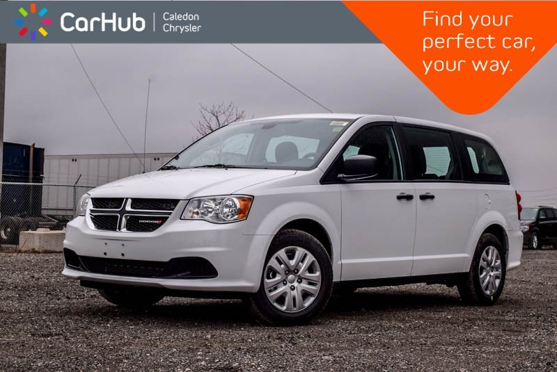 New 2019 Dodge Grand Caravan New Car CVP|Backup Cam|Power Windows|Keyless Entry Van in Bolton, ON