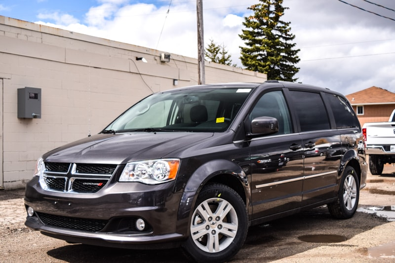 2016 Dodge Grand Caravan Which Trim Level Is Best For You