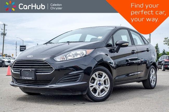 2015 Ford Fiesta SE|Bluetooth|Pwr Windows|Pwr Locks|15Alloy Sedan