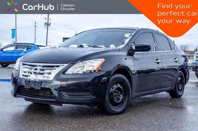 Used 2014 Nissan Sentra SV|Bluetooth|Pwr windows|Pwr Locks Sedan in Bolton, ON