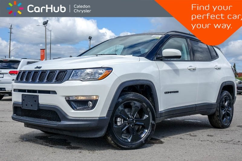 New 2019 Jeep Compass New Car Altitude|4x4|Navi|Backup Cam|Bluetooth|R-S SUV in Bolton, ON