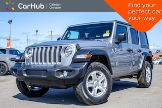 2019 Jeep Wrangler Unlimited New Car Sport S|4x4|Hard Top|Backup Cam|Bluetooth| SUV
