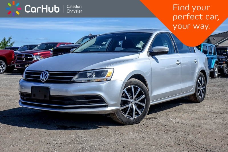 Used 2016 Volkswagen Jetta Sedan Comfortline|Sunroof|Bluetooth|Backup Cam|Heated fr Sedan in Bolton, ON