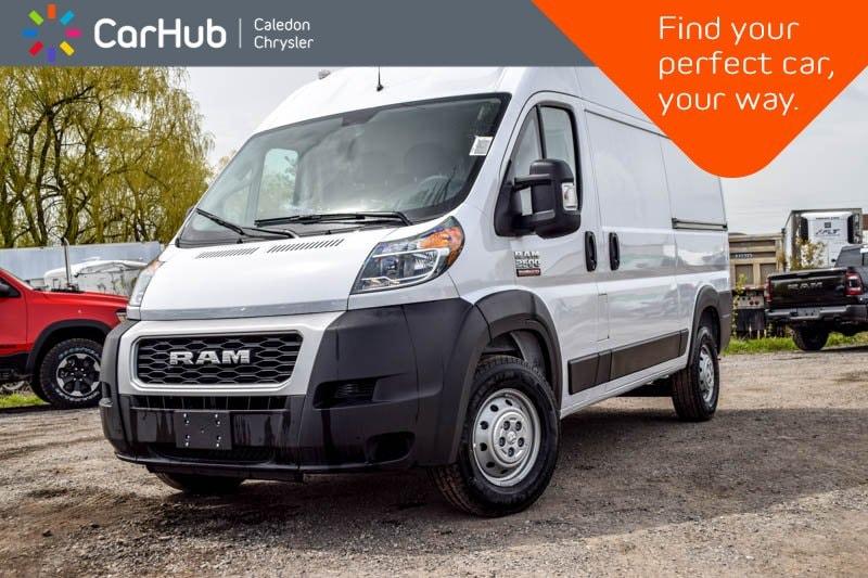 2019 Ram Promaster Cargo Van New Cargo Van 2500 High Roof 136 WB|Backup Cam|Blu Cargo Van