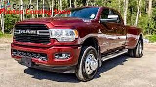 2020 Ram 3500 New Laramie Longhorn 4x4 Diesel Navigation Sunroof Truck