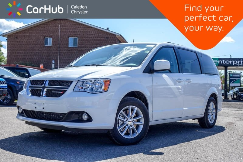 2019 Dodge Grand Caravan New Car SXT Plus Premium|Backup Cam|3 Zone Air Con Van