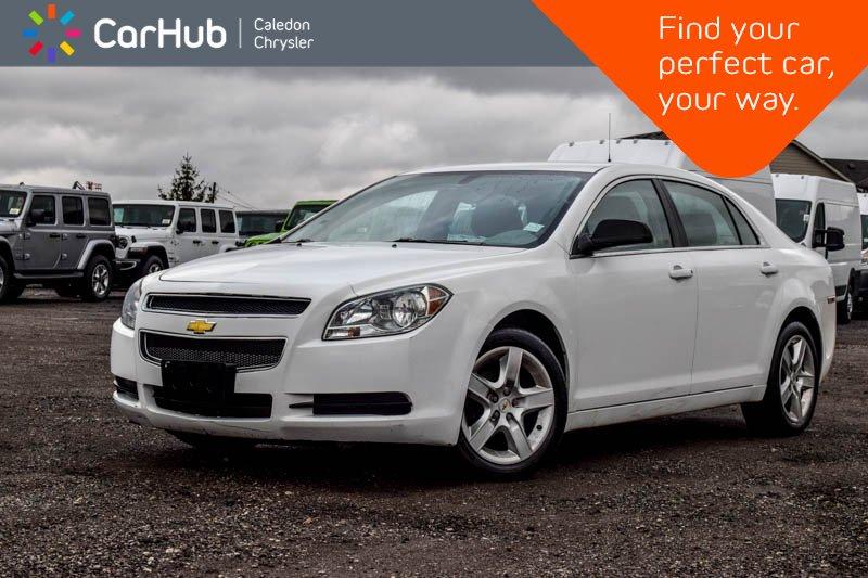 Used 2011 Chevrolet Malibu LS|Pwr Windows|Pwr Locks|Keyless Entry Sedan in Bolton, ON