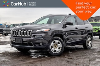 2014 Jeep Cherokee Limited|4x4|Navi|Pano Sunroof|Backup Cam|Bluetooth SUV