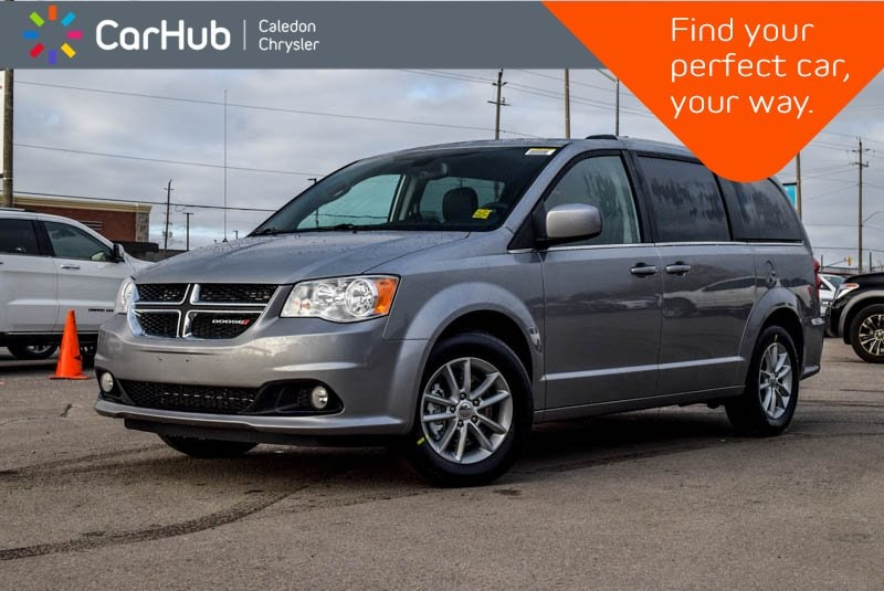 2019 Dodge Grand Caravan New Car SXT Premium Plus|Backup Cam|Pwr Driver Sea Van